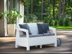 Sofa Corfu biały