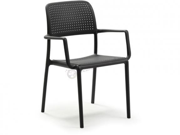 Nardi Bora krzesło balkonowe Antracite