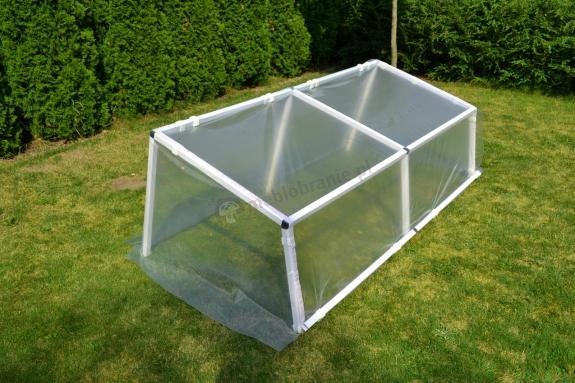 Zielnik – inspekt ogrodowy 1x2 m (2m2)