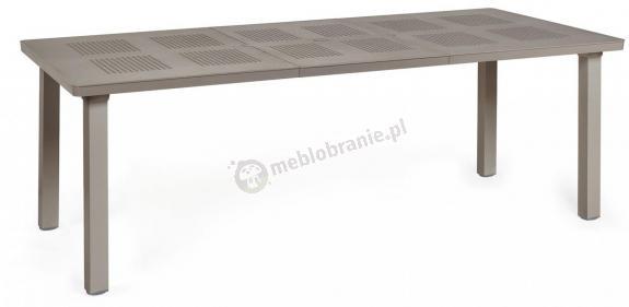 Nardi Levante stół prostokątny ogrodowy Tortora