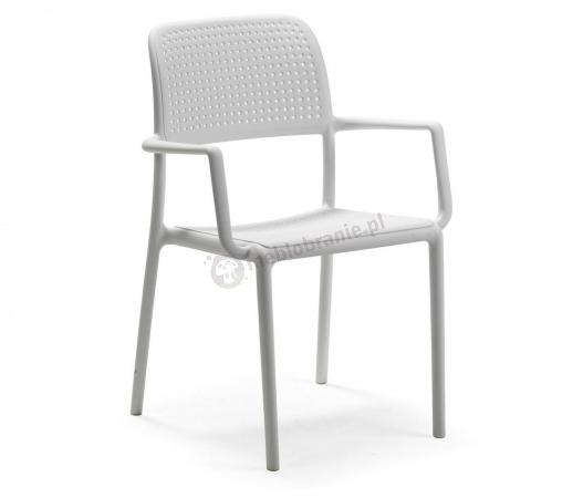 Nardi Bora krzesło balkonowe Bianco