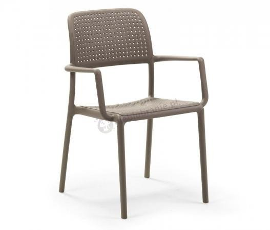 Nardi Bora krzesło balkonowe Tortora