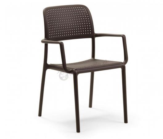 Nardi Bora krzesło balkonowe Caffe