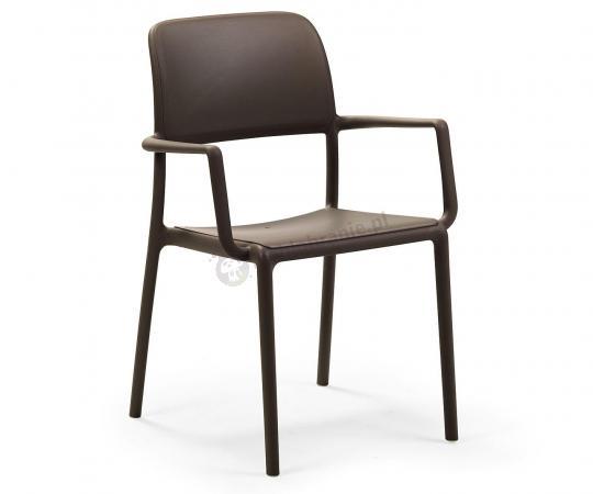 Nardi Riva krzesło balkonowe plastikowe Caffe