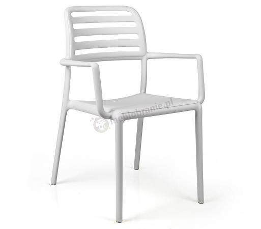 Nardi Costa siedzisko ogrodowe Bianco