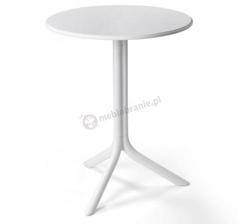 Nardi Spritz stolik ogrodowy plastikowy Bianco