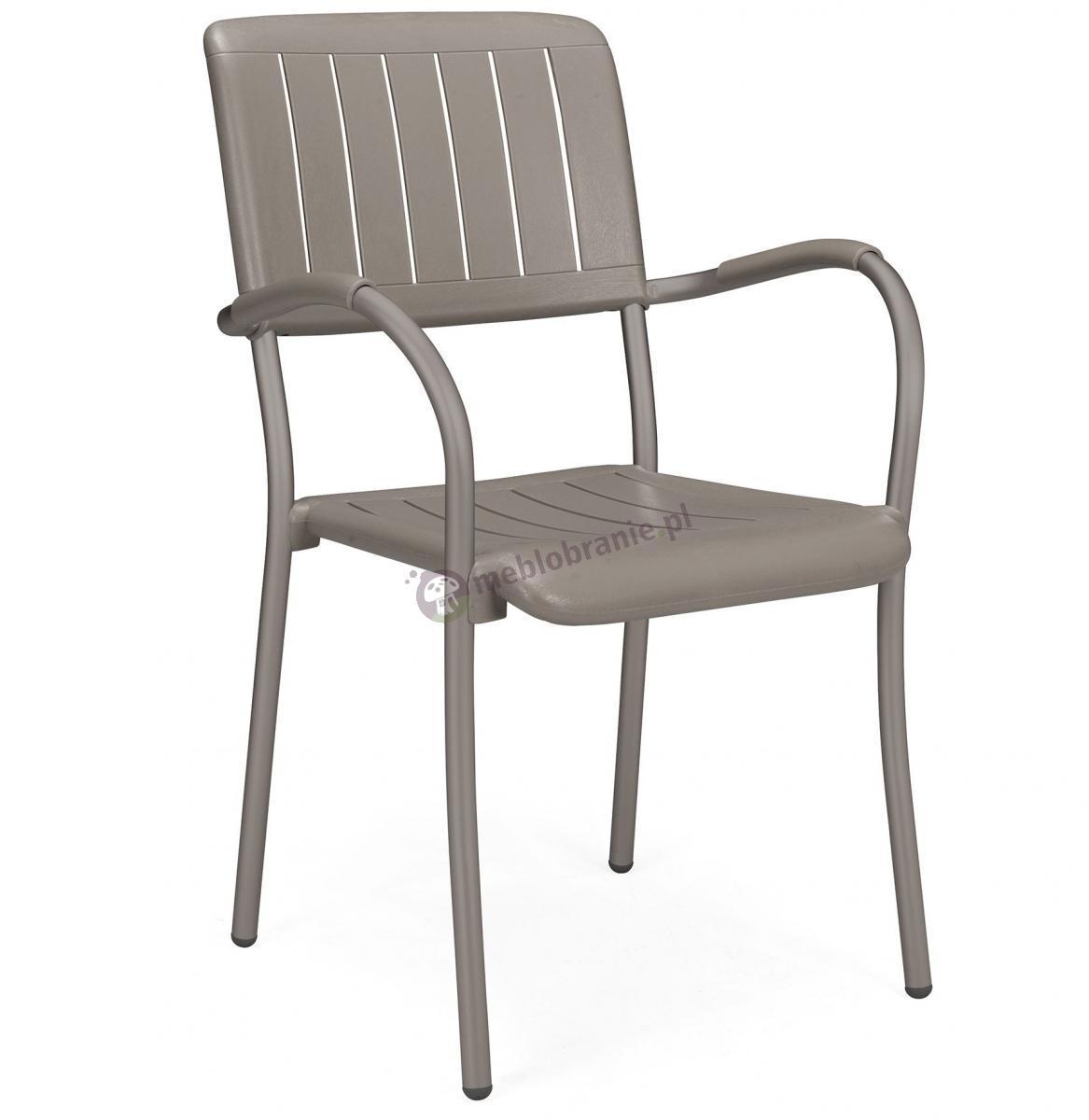 Nardi Musa krzesło eleganckie na taras Tortora