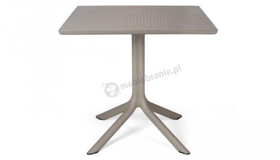 Nardi Clip stolik kwadratowy