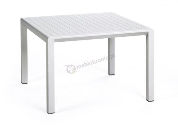 ardi Aria 60 mały stolik ogrodowy Bianco