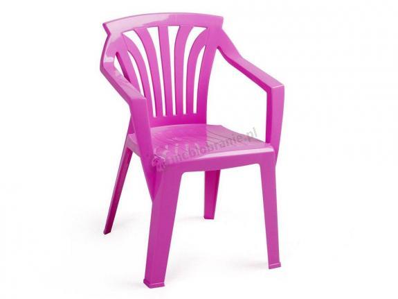 Nardi Ariel krzesło ogrodowe dla dzieci Porpora