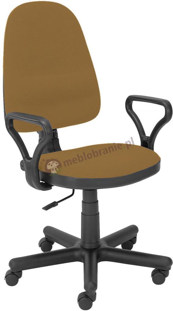 Bravo GTP krzesło obrotowe młodzieżowe beżowe C18