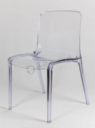Krzesło KR004 przezroczyste