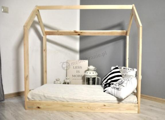 Łóżko domek dla dziecka Amelia