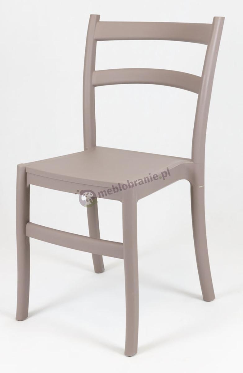 Krzesło w stylu Retro KR032 z polipropylenu