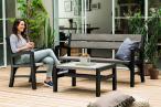 Montero ławka ogrodowa aranżacja
