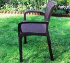 Krzesło Bali Mono od boku