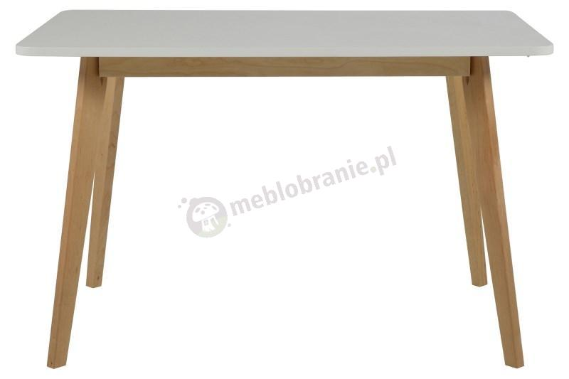 Actona Raven stół prostokątny biały