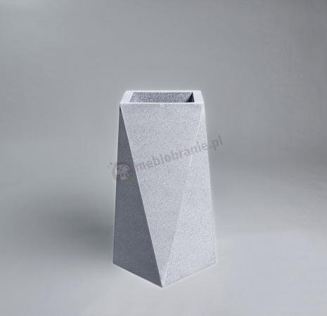 Donica Nevis - 75cm - jasny marmurek
