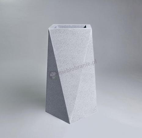 Donica Nevis - 90cm - jasny marmurek