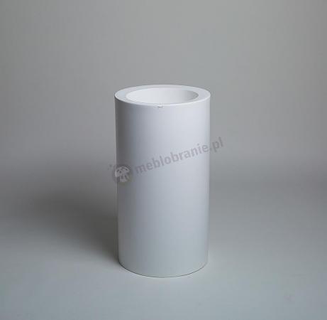 Donica Tilla - 75cm - krystaliczna biel
