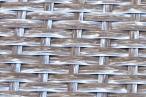 Angelico zestaw mebli ogrodowych technorattanowa plecionka
