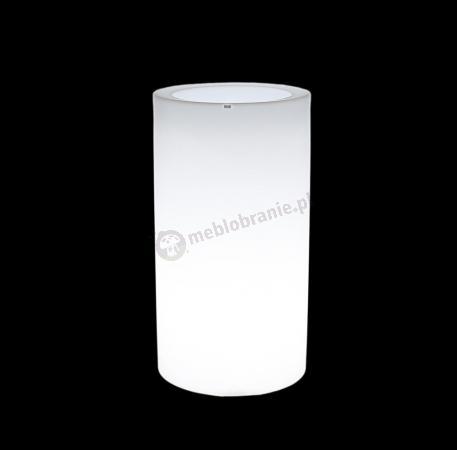 Donica Tilla podświetlana - 90cm - światło zimne