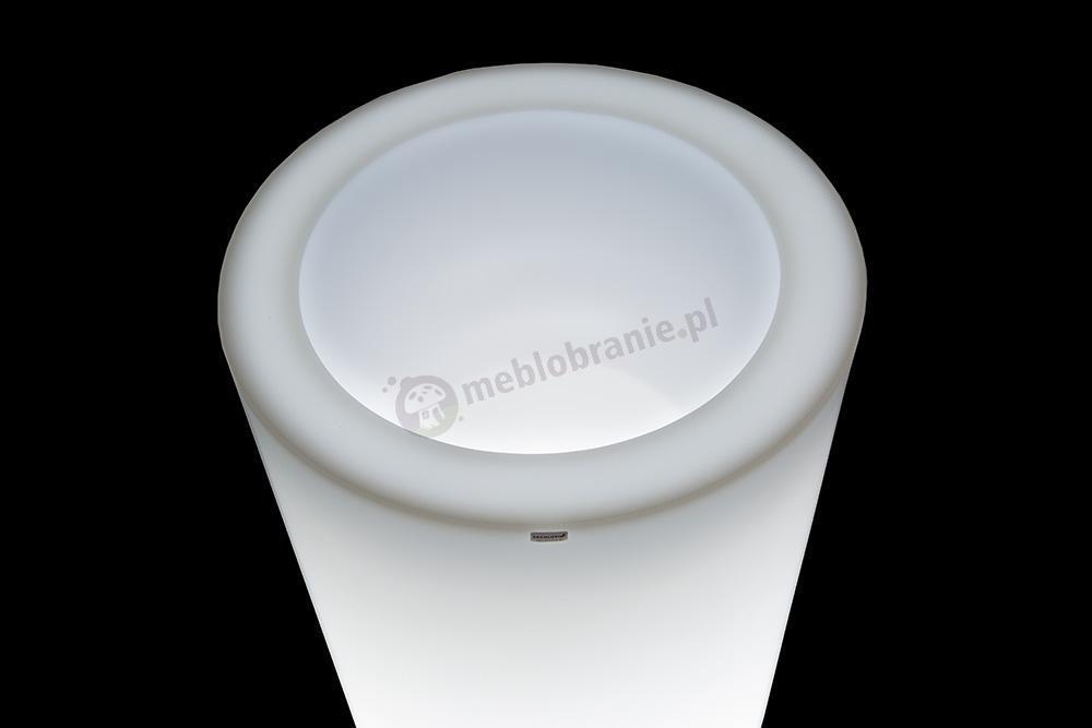 Donica Tilla podświetlana biała światło zimne