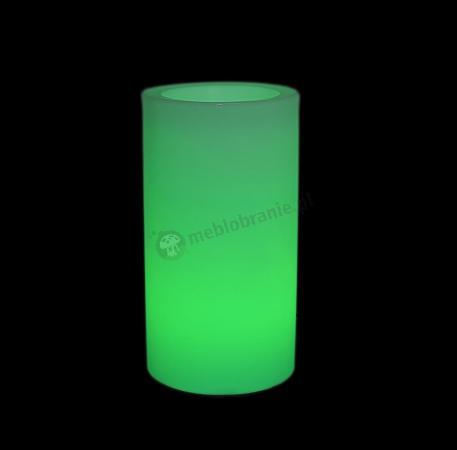 Tilla donica podświetlana - 90cm - LED RGB z pilotem