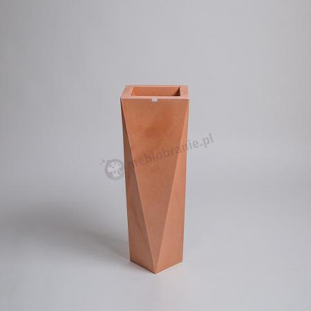 Donica Rossa - 90cm - klasyczna terakota