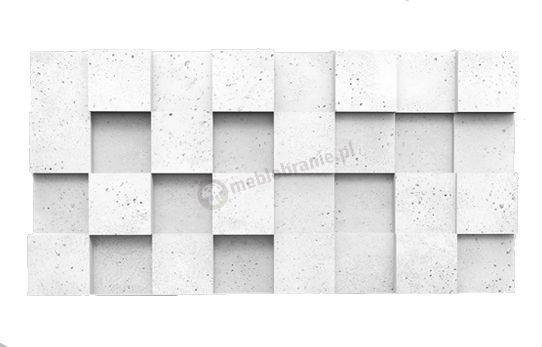 Panele dekoracyjne 3D Pixel White Flash - ZICARO