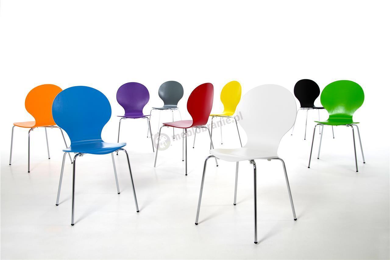 Actona Marcus krzesło z metalowymi nogami kolorystyka