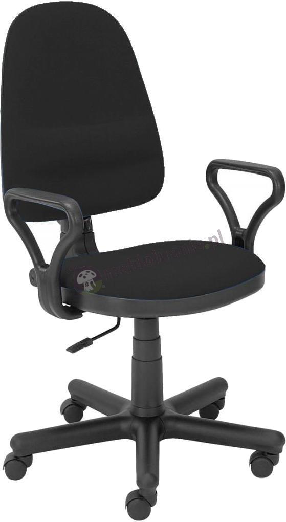 Bravo GTP krzesło na kółkach grafitowe C26