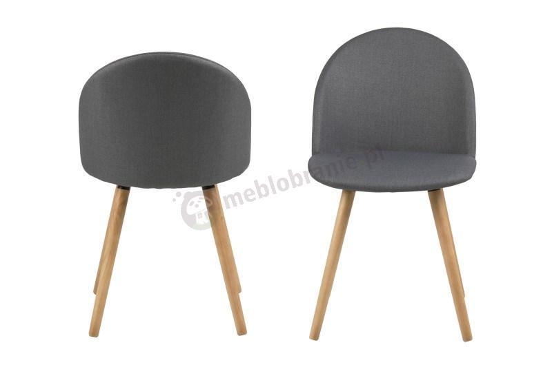 Actona Manley krzesło skandynawskie