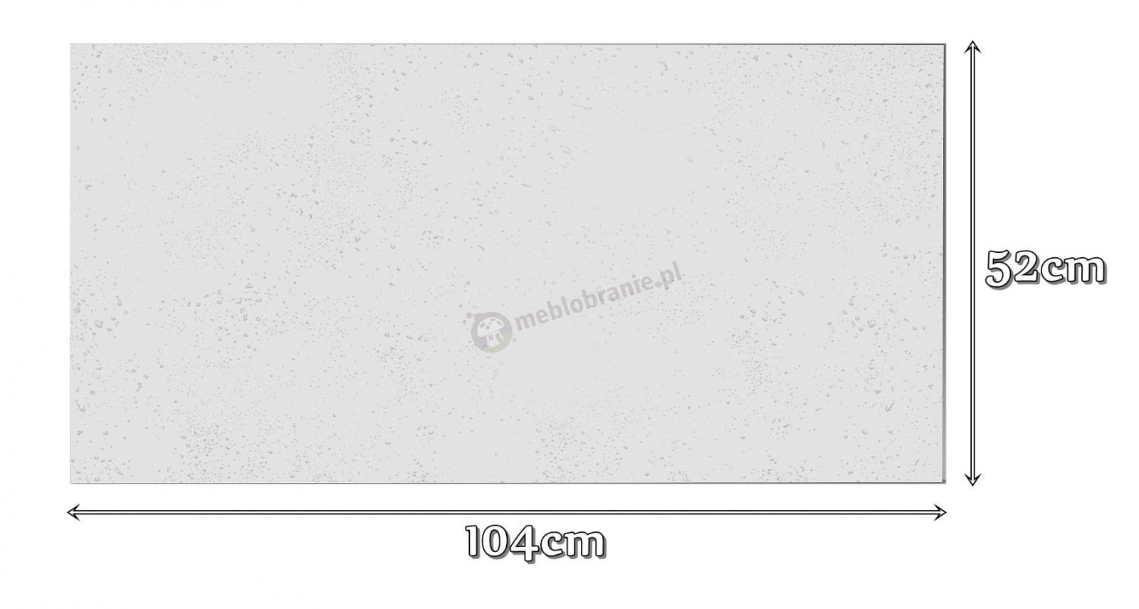 Panel imitujący beton Tectra