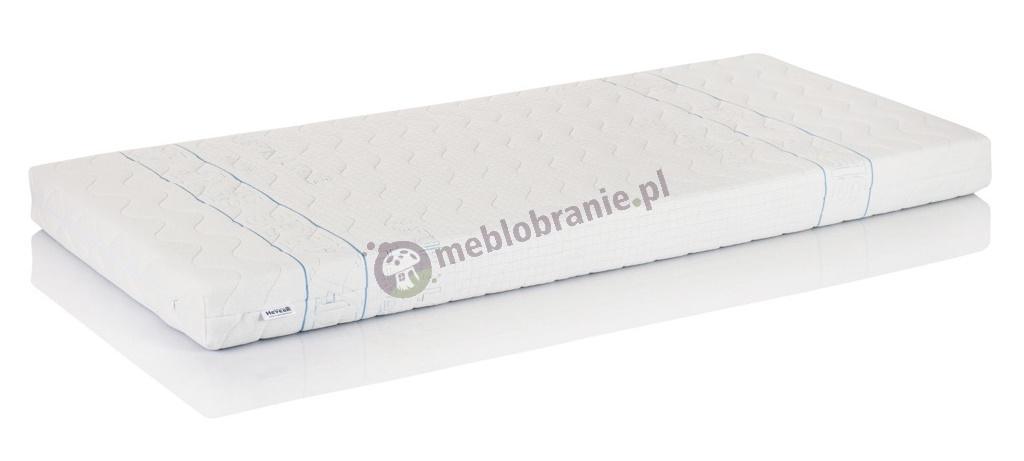 Materac lateksowy Hevea Baby Max 120x60 cm - Aegis