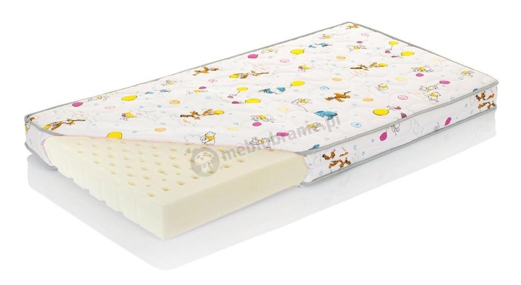 Materac Hevea Disney Baby lateksowy