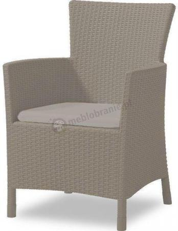 Krzesło Iowa DC cappuccino