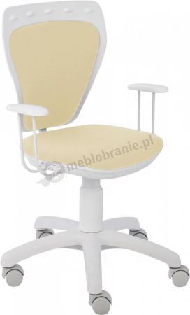 Krzesło Ministyle Line GTP TS22 M56 dziecięcy fotel obrotowy