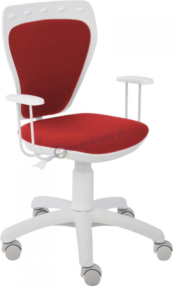 Krzesło Ministyle Line White GTP TS22 M04 fotel biurowy dla dziecka