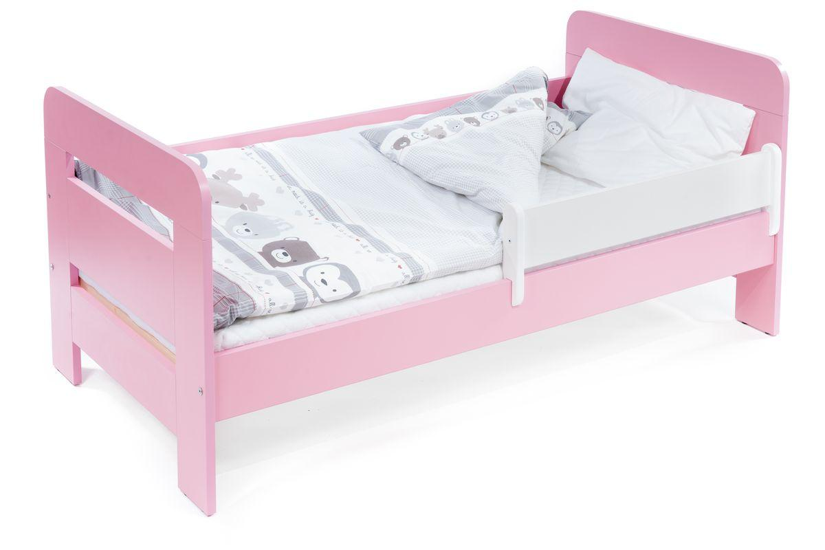 łóżko Dla Dwulatka Z Barierką 140x70 Epi