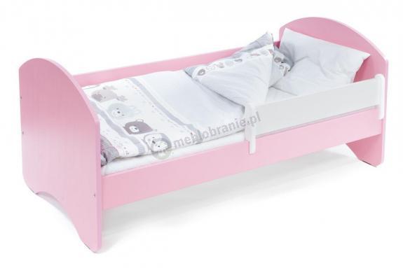 Łóżko dla dziecka 2 lata z barierką 140x70 Fionia