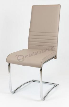 Krzesło konferencyjne beżowe KS022