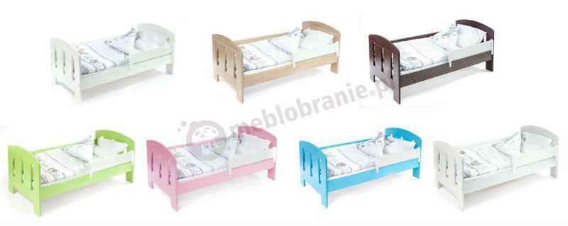 Kolory łóżka Flores