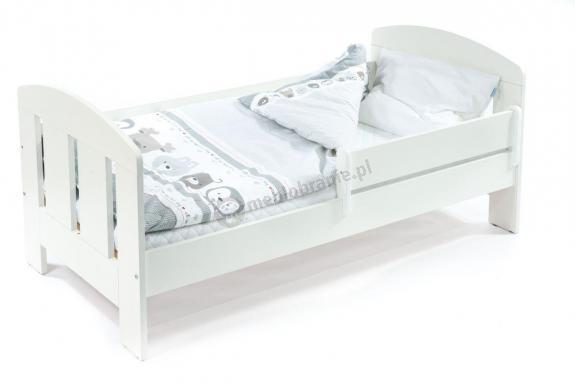 łóżko Dla 3 Letniego Dziecka Z Barierką 160x70 Flores Meblobraniepl