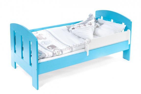 łóżko Pojedyncze Dla Dziecka Z Barierką 160x70 Flores