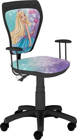 Krzesło obrotowe z Barbie Ministyle Black TS22 GTP Barbie Wróżka
