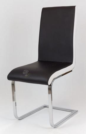 Krzesło biurowe czarne KS015