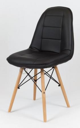 Krzesło konferencyjne czarne KS009