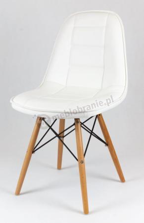 Krzesło do jadalni tapicerowane KS009