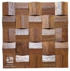 Crystal series - Merbau *084 - Natural Wood Panels